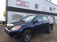 2007 Toyota RAV4 AWD NEW WINTER TIRES!! ONLY $9650. Red Deer Alberta Preview