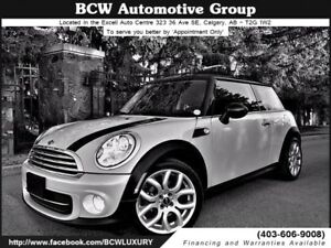 2013 MINI Cooper Navigation Low Km Warranty Must See $17,895.00