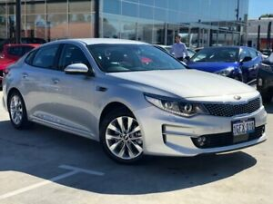2016 Kia Optima JF MY17 SI Silver 6 Speed Sports Automatic Sedan