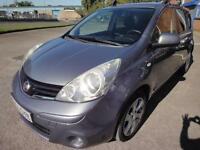 LHD 2010 Nissan Note 1.5DCI 5 Door DIESEL SPANISH REGISTERED