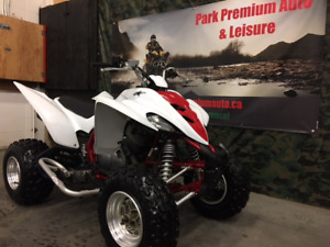 RAPTOR 350 RACE QUAD FOR ONLY $39 BI-WEEKLY!!
