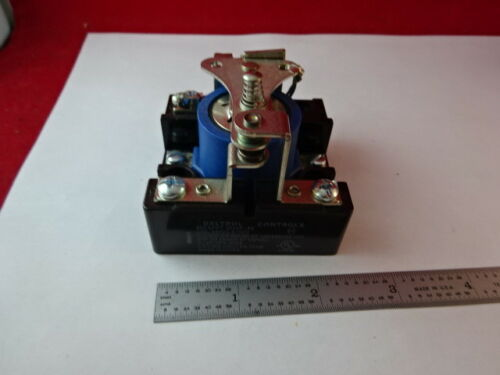 DELTROL CONTROLS SPDT 20243-82 24VDC CONTACTOR ELECTRIC #83-A-08
