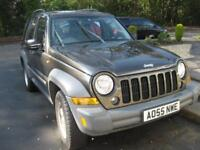 2006 JEEP CHEROKEE SPORTS READ FULL ADD MOT EXPIRED NEEDS ATTENTION PART X