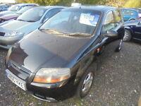 Chevrolet Kalos 1.4 SX (black) 2005