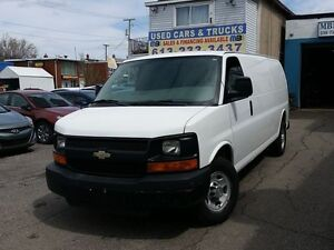 2011 Chevrolet Express Cargo Van EXTENDED! 2500 3/4 Ton  0 DOWN
