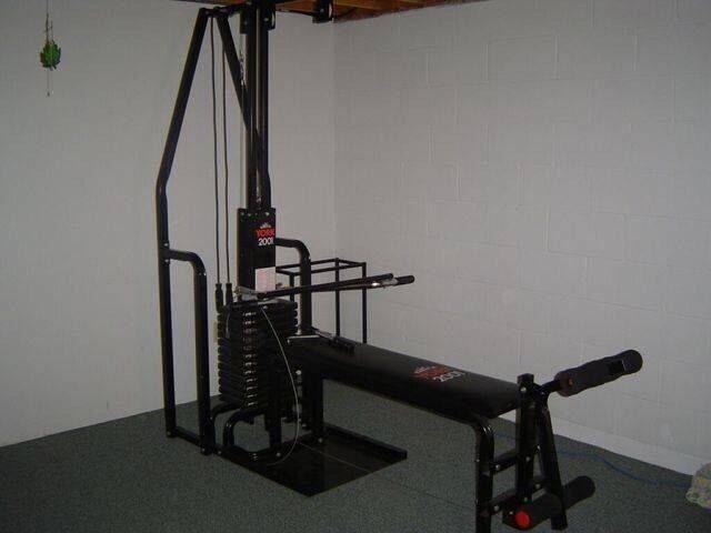 York Multi Gym 2001 Equipment In Bristol Gumtree