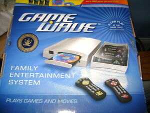 GAME WAVE GAME SYSTEM