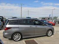 MAZDA 5 1.6 SPORT D NAV 115PS 5d 113 BHP MPV (silver) 2012