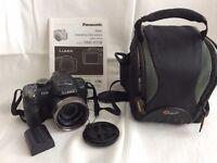Lumix DMC-FZ38 digital camera. immaculate with case.