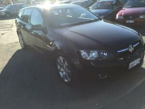 2009 Holden Commodore VE MY09.5 International Black 4 Speed Automatic Sportswagon South Fremantle Fremantle Area Preview