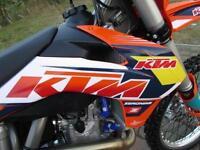 KTM SX 450 F 2013 MX MOTOCROSS BIKE ELECTRIC START FUEL INJECTION