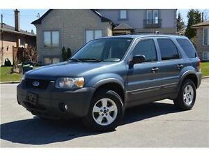 2005 Ford Escape XLT Sport • V6 • Just Traded In!! Great Deal!!
