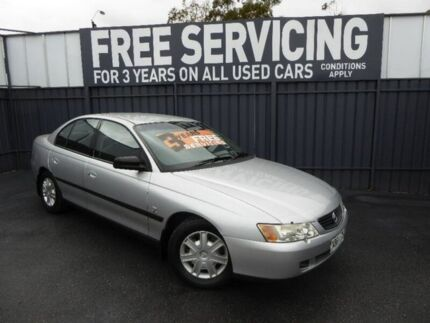 2004 Holden Commodore VY II Acclaim Silver 4 Speed Automatic Sedan Old Reynella Morphett Vale Area Preview