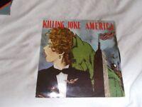 Vinyl 12in 45 America – Killing Joke E G Records EGOX 40 Stereo