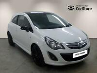 2011 VAUXHALL CORSA HATCHBACK SPECIAL E