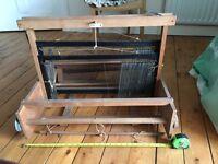 Wearemaster weaving Loom £75 or best offer collect Leslie Fife.