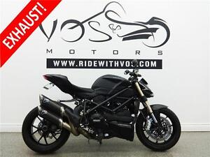 2012 Ducati Streetfighter 848 - V2363 - Financing Available**