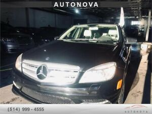 ***2011 MERCEDES C350***FULL/4MATIC/TOIT/CUIR/NAV/438-820-9973.