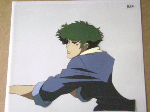 COWBOY BEBOP SPIKE ANIME PRODUCTION CEL 30