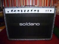 Soldano Reverb O Sonic amplifier