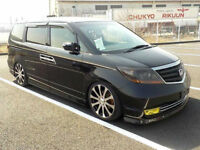 FRESH IMPORT ONE OFF NEW SHAPE HONDA ELYSION PRESTIGE V-TEC AUTO 7 SEATER MPV