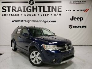 2017 Dodge Journey RT, AWD, 7 SEATER, DVD, SUNROOF, TRAILER TOW