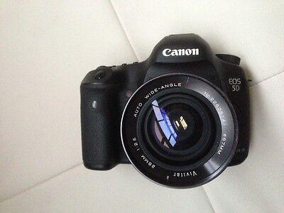 Vivitar 28mm f/2.8 lens