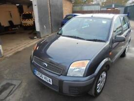 Ford Fusion 1.4 TDCI STYLE CLIMATE