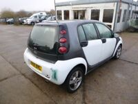 SMART FORFOUR - KR05BVL - DIRECT FROM INS CO