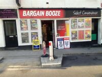 BARGAIN BOOZE BUSINESS REF 141747
