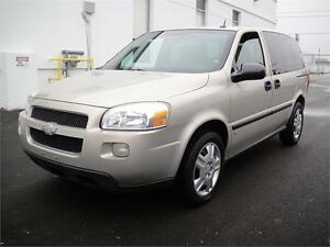 2008 CHEVY UPLANDER LS-LOADED REAR DVD POWER EVERYTHING