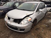 2008 Nissan Versa just in for parts at Pic N Save! Hamilton Ontario Preview