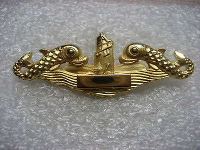 US NAVY Badge Submarine Service badge Ensign pin