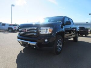 2017 GMC Canyon 4WD SLE. Text 780-872-4598 for more information!
