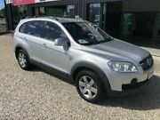 2009 Holden Captiva CG MY09 CX T/Diesel Silver 5 Speed Semi Auto Wagon Arundel Gold Coast City Preview