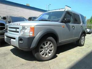 2005 Land Rover SE Wgn LR3 Accident Free/Triple sunroof!!!