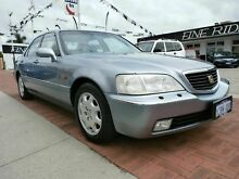 1999 Honda Legend 3RD GEN MY99 Silver 4 Speed Automatic Sedan Victoria Park Victoria Park Area Preview