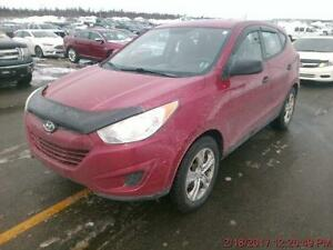 2011 HYUNDAI TUCSON AUTOMATIQUE CLIMATISEE 4 CYLINDRES PROPRE