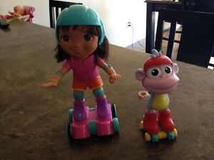 Skate & Spin Dora the Explorer and Boots London Ontario image 1