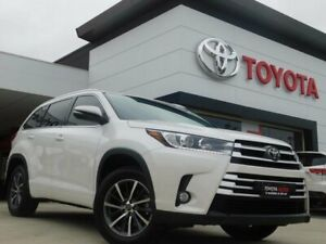 2018 Toyota Kluger GSU50R MY17 GXL (4x2) White 8 Speed Automatic Wagon Greenway Tuggeranong Preview