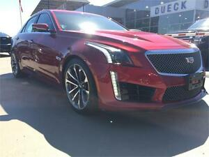 2016 Cadillac CTS-V Sedan (Just 5,700 kms) MINT! ! !