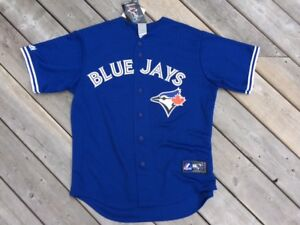 Authentic Bautista Blue Jays jersey sz Large New with tags