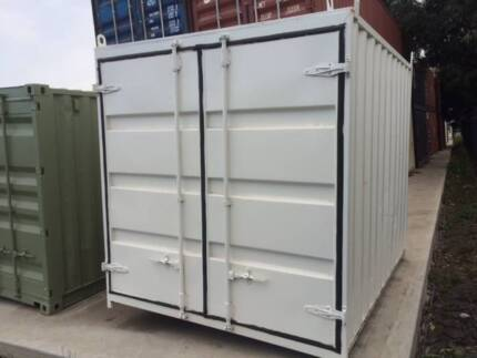 10 FT CONTAINERS FOR SMALL BACK YARDS- DELIVERED IN GEELONG