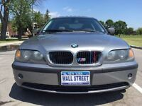 2004 BMW 3-Series 325 XI Berline With M package
