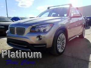 2014 BMW X1 XDrive28i / PANO-ROOF / LEATHER