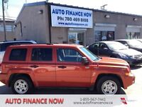 2009 Jeep Patriot Sport/North 4x4 WE FINANCE ALL INSTANT CREDIT!