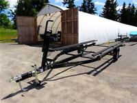 EZ LOADER - Pontoon Boat Trailer - fits 18-20' boats