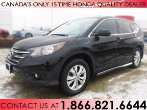 2014 Honda CR-V EX | HONDA CERTIFIED | 1 OWNER