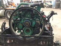 Volvo D13 Engine and Aftertreatment