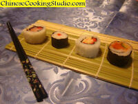 Make your own sushi: Saturday, January 31